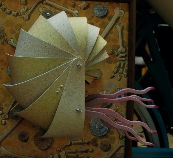 The Flying Reiver Nautilus automata