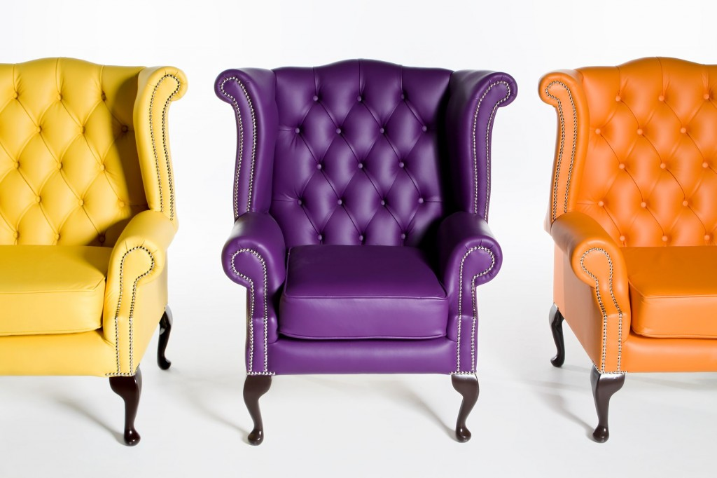 Audio Armchairs by Concept Shed