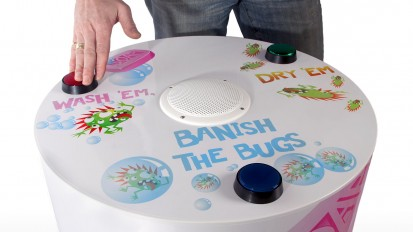 NHS 'Banish the Bugs' Interactive